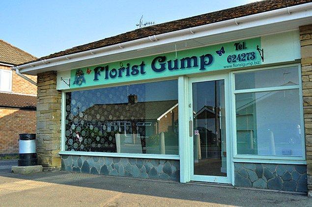 11. Florist Gump Çiçekçilik