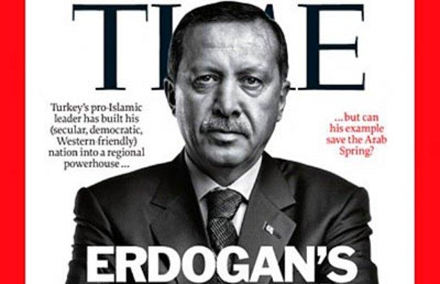 3. 2008 yılında Time okurları tarafından ''Yılın Kişisi'' listesinde Erdoğan da yer aldı.
