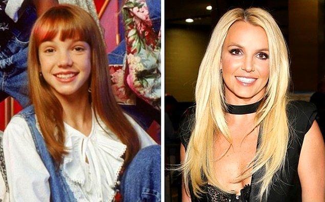 20. Britney Spears