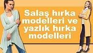 Salaş hırka modelleri ve yazlık hırka modelleri