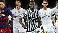 Neuer, Pogba, Suarez ve Diğerleri: İşte Dünyanın En Değerli İlk 11'i