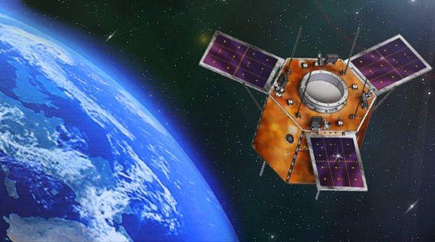 'Onların uyduları varsa, bizim de Göktürk'ümüz var'