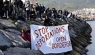 Yunanistan'dan Türkiye'ye Göçmen İadeleri Yeniden Başladı