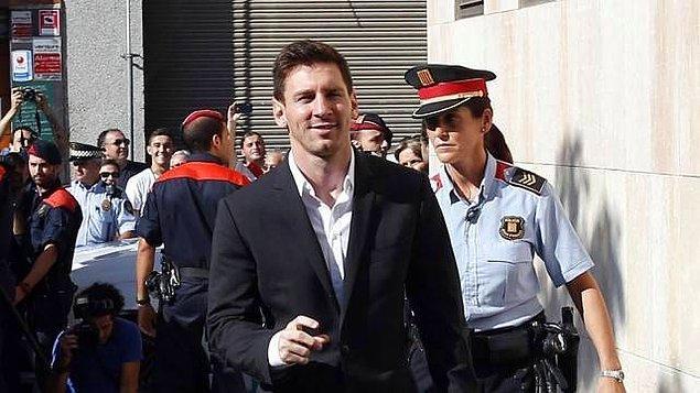 En dikkat çeken isim Messi