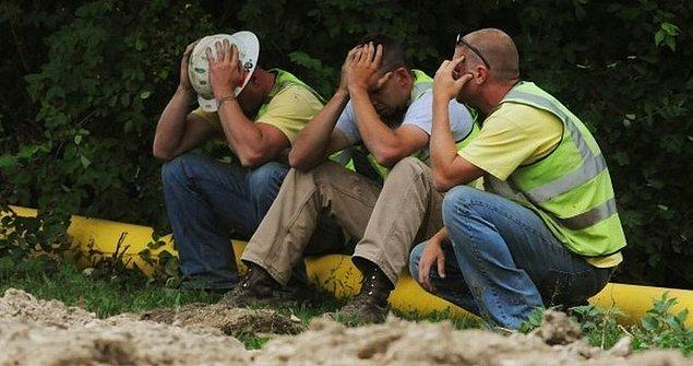 7. Mart Ayında En Az 157 İşçi Can Verdi...