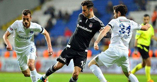 Kasımpaşa 2-1 Beşiktaş