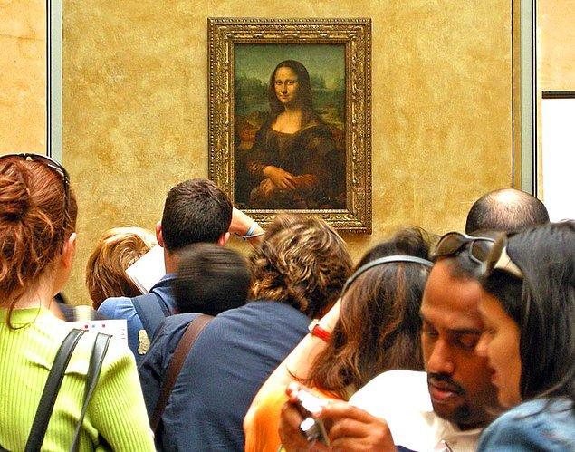 En değerli eseri 'Mona Lisa'