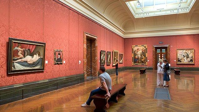 5. Londra National Gallery