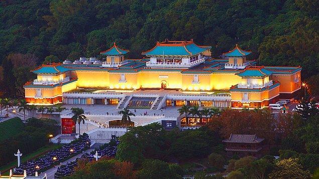 6. Taipei National Palace