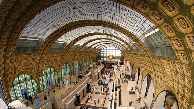 10. Paris Orsay