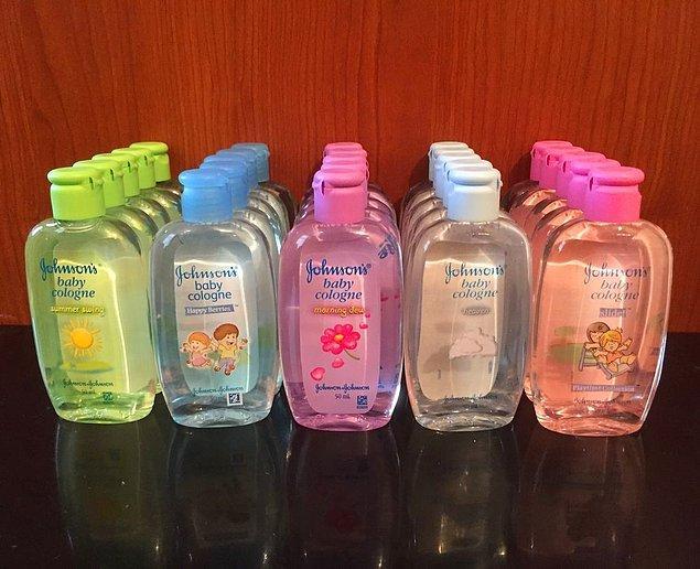 Наш первый парфюм.