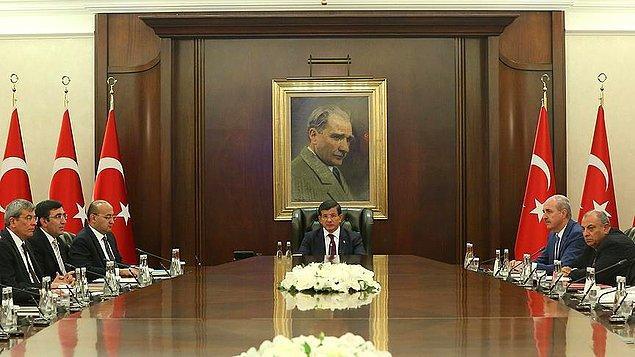 'Ankara dışında ilk Bakanlar Kurulu toplantımızı Şanlıurfa'da yapacağız'