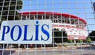 Antalyaspor-Galatasaray Maçına 1350 Güvenlik Görevlisi