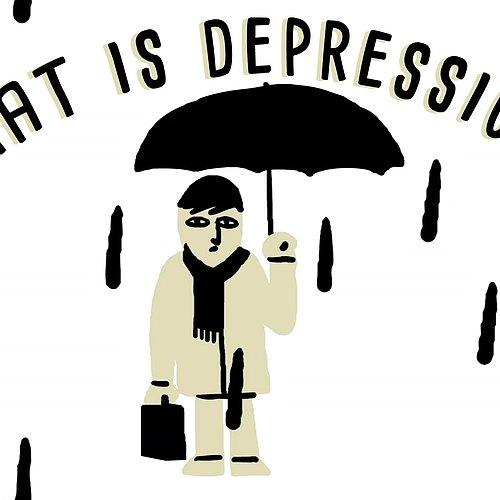 explaining depression Major depression is an intense episode of depression that has developed recently and has lasted for at least 2 weeks chronic depression (also called dysthymia) is a milder depression that has developed more gradually, and has lasted for 2 years or longer.