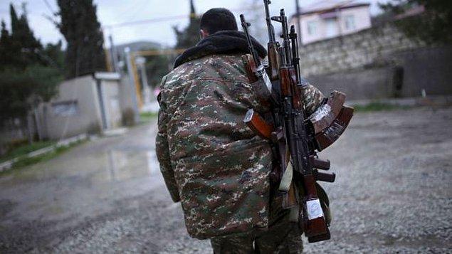 'Azerbaycan - Ermenistan cephe hattında çatışmalar karşılıklı olarak durduruldu'