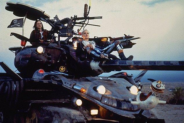 8. Tank Girl