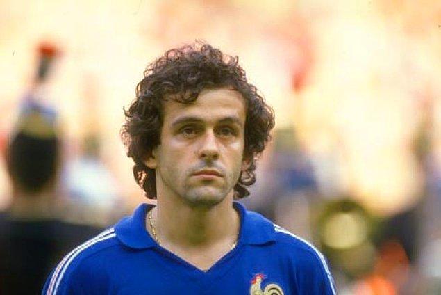 24. Michel Platini / Fransa
