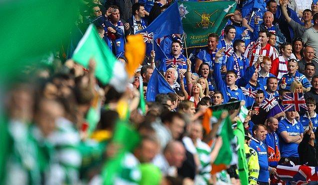 Özlem Bitiyor! Rangers - Celtic Derbisi Kaldığı Yerden Devam Edecek