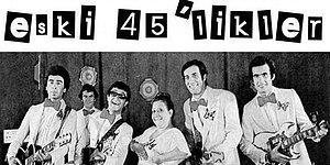 Hangi 45'lik Şarkısı Seni Anlatıyor?