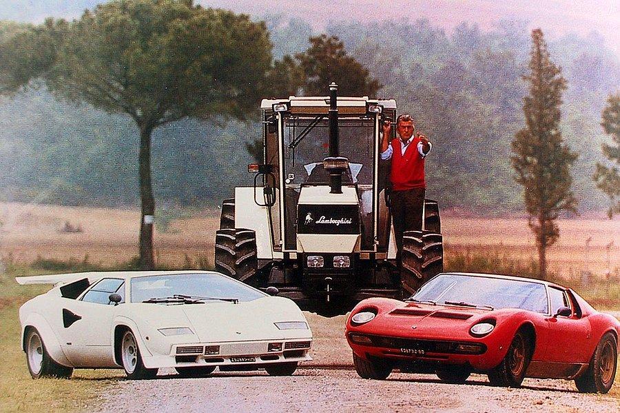 Ferrari Nin Magdur Ettigi Musteri 19 Maddeyle Lamborghini