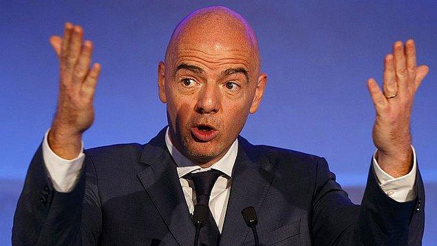 UEFA ve Infantino'dan 'Panama' yalanlanmıştı