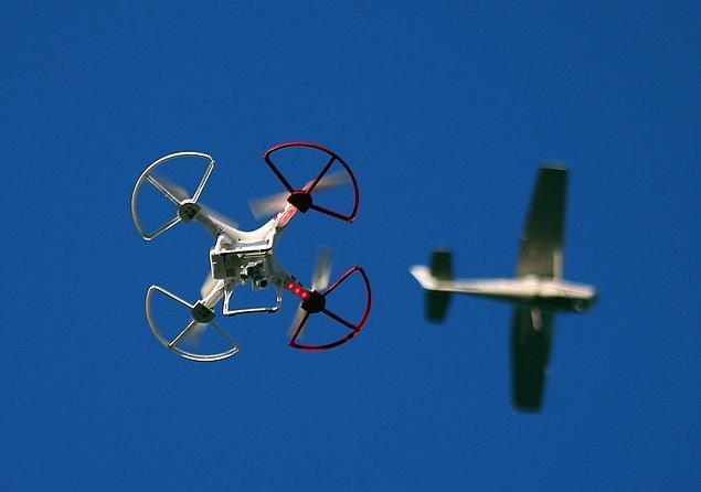 Drone pazarı her geçen gün büyüyor