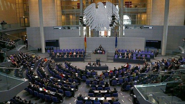 'Federal mecliste bu konuda bir görüşme ve oylama yapılacak'