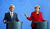 Merkel: 1915 Olaylarıyla İlgili Tasarı Parlamentoya Gelecek