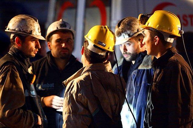 Madenci, ölümüne çalışıyor