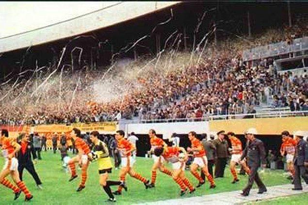 Ezeli rekabetin en önemli maçlarından birisi ise 16 Mayıs 1981 oynandı;