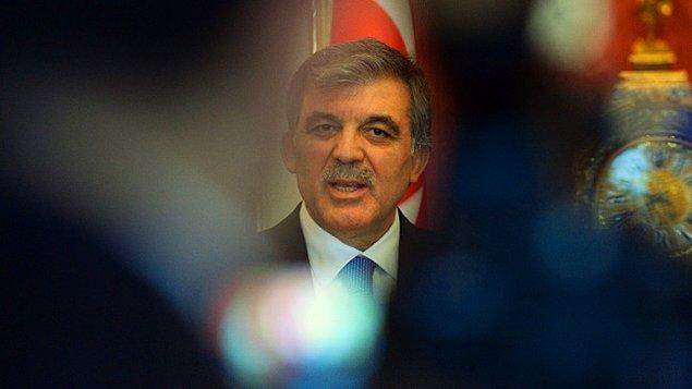 Abdullah Gül: O iki şehit benim korumamdı