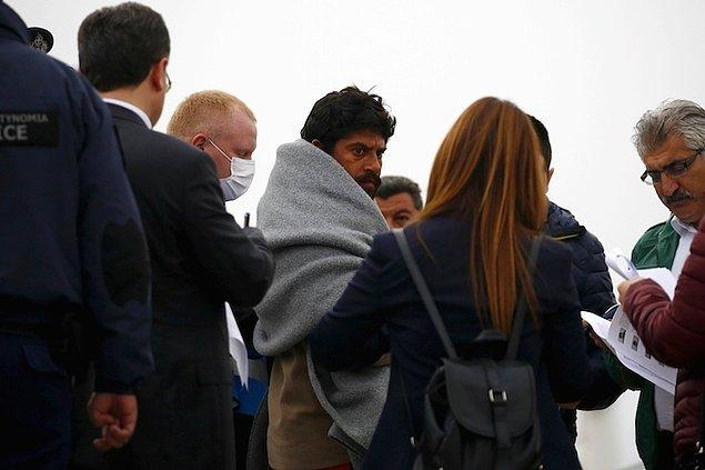Türkiye bu anlaşma ile Yunanistan'dan gelen Pakistanlı göçmenleri de ülkelerine iade etmeyi planlıyor
