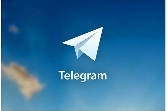 2- Telegram