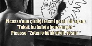 Yıllarca Formdan Düşmeden İnsanları Bozabilen Adam Picasso'nun Efsane Laf Soktuğu 9 An