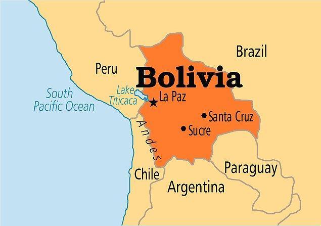 6. Bolivya