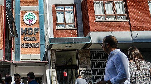 'HDP oy kaybetmiş değil'