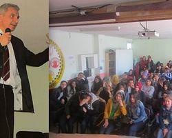 Zübeyde Hanım Mtal İnsan Kaynaklarının Geliştirilmesi Ve Girişimcilik Semineri Yapıldı