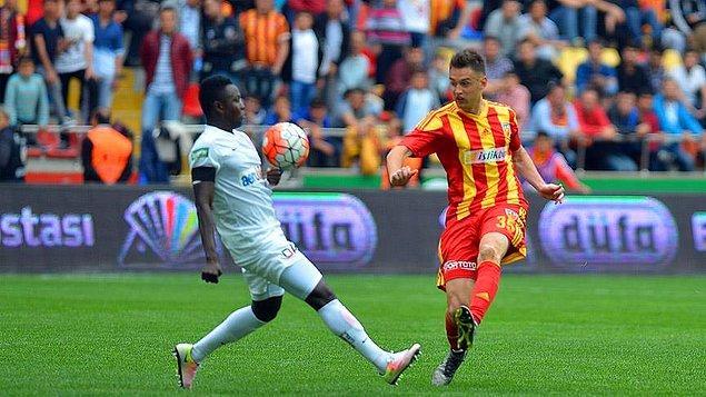 Kayserispor 0-0 Antalyaspor