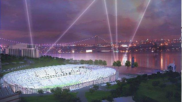 13. Vodafone Arena şimdiden para basıyor.