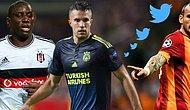 Türkiye'de Futbol Oynayan ve Deyim Yerindeyse Twitter'da Takipçi Kasan 10 futbolcu