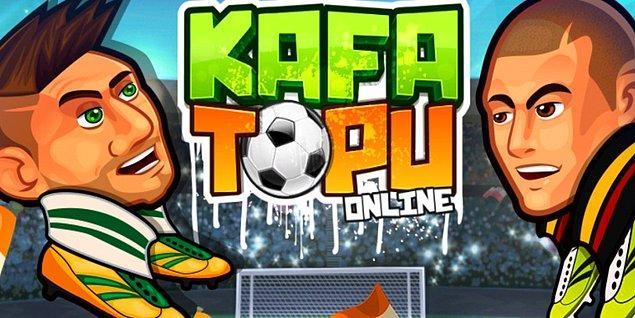 9-) Online Kafa Topu (Online Head Ball)