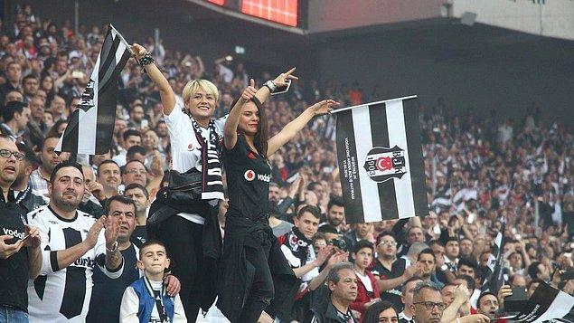 """""""Beşiktaş tribünlerini kıskandım"""""""