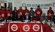DİSK'ten 1 Mayıs Açıklaması ve 'Taksim' Vurgusu