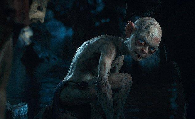 """Raporda """"İzleyiciye Gollum'a 'kötü' deme kolaycılığından vazgeçme çağrısı"""""""