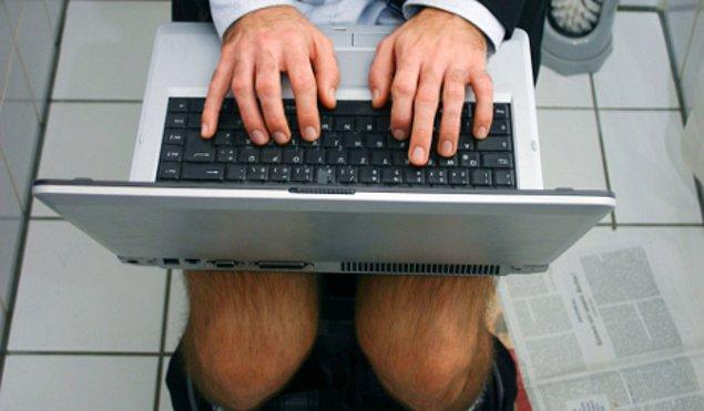 Работаем на ноутбуке.