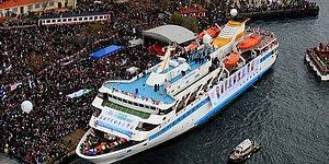 Adı 'Erdoğan Bey' Oluyor: Mavi Marmara Satıldı ve Artık Kamyon Taşıyacak