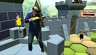 HTC Vive ve SteamVR İşbirliği Sayesinde Oyunlar Sanal Gerçekliğe Taşınıyor!