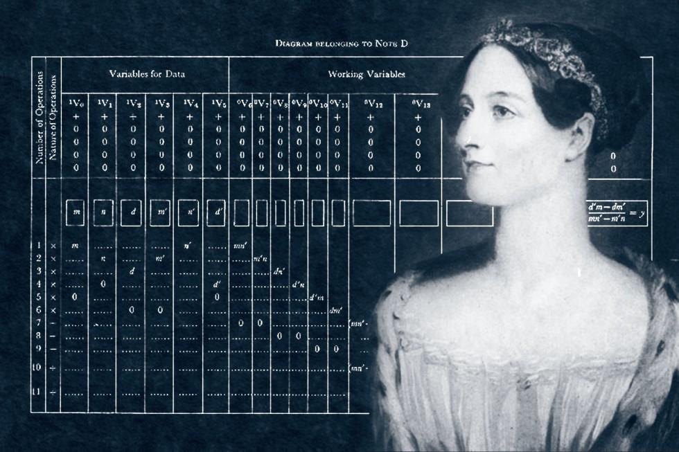 Ada Lovelace ile ilgili görsel sonucu