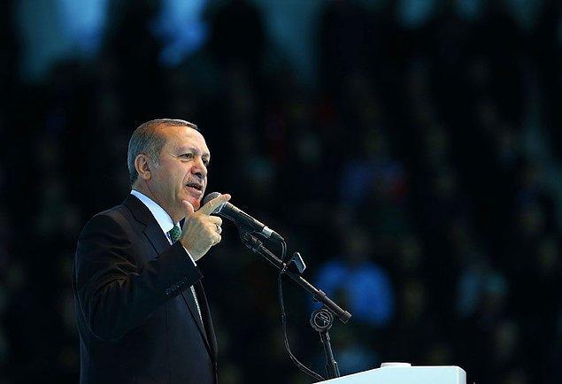 Erdoğan şikayetçi oldu