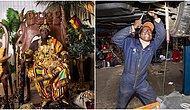 Almanya'da Tamirci Olarak Çalışan Afrika Kralının Akıllara Durgunluk Veren Hikayesi